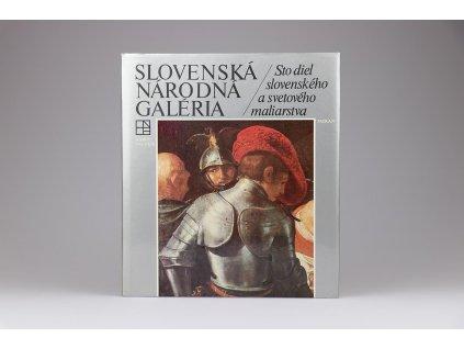 Karol Vaculík - Slovenská národná galéria: Sto diel slovenského a svetového maliarstva (1985)