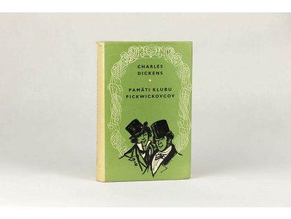 Charles Dickens - Pamäti Klubu Pickwickovcov (1962)