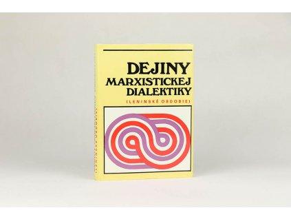 Dejiny marxistickej dialektiky: Leninské obdobie (1976)