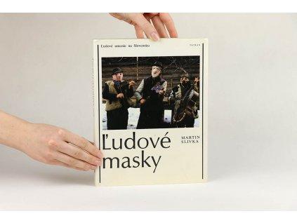 Martin Slivka - Ľudové masky (1990)
