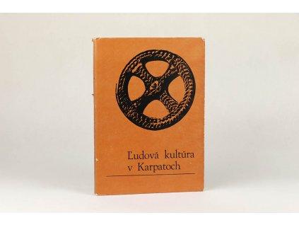 Ľudová kultúra v Karpatoch (1972)