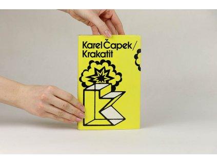 Karel Čapek - Krakatit (1977)