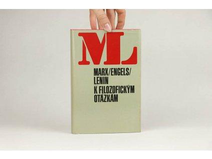 Marx / Engels / Lenin - K filozofickým otázkám (1979)