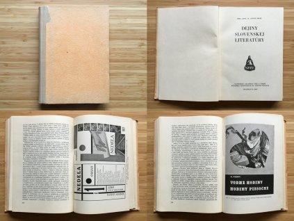 Andrej Mráz - Dejiny slovenskej literatúry (1948)