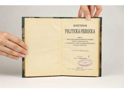 Světová politická příručka (1921)