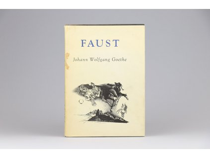 Johann Wolfgang Goethe - Faust I. (1966)