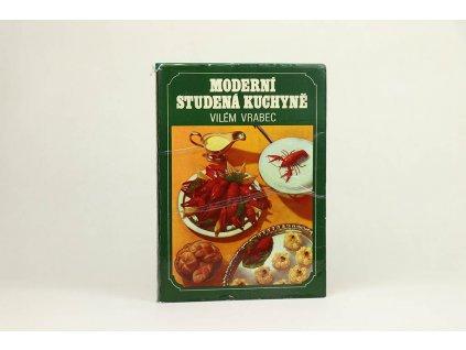 Vilém Vrabec - Moderní studená kuchyně (1968)