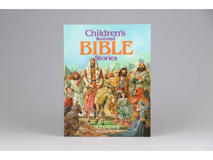 Katherine McLean - Children's illustrated Bible Stories (1985)