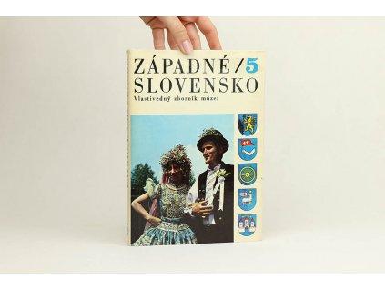 Západné Slovensko 5 (1978) /vlastivedný zborník
