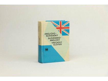 Anglicko-slovenský, slovensko-anglický vreckový slovník (1991)