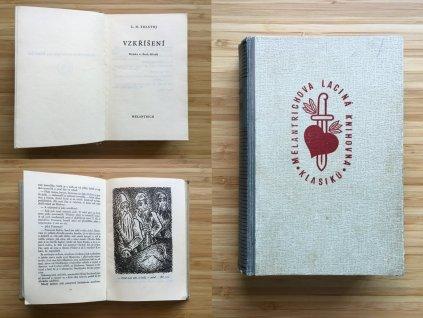 L. N. Tolstoj - Vzkřísení I.-III.