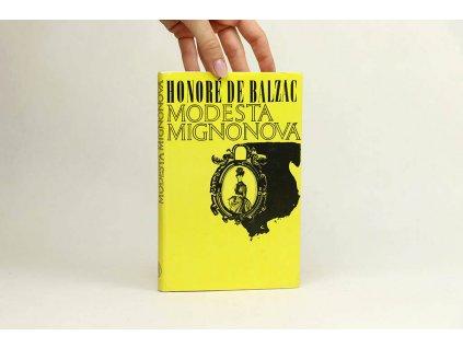 Honoré de Balzac - Modesta Mignonová (1972)