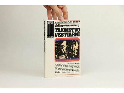 Philipp Vandenberg - Tajomstvo veštiarní (1986)