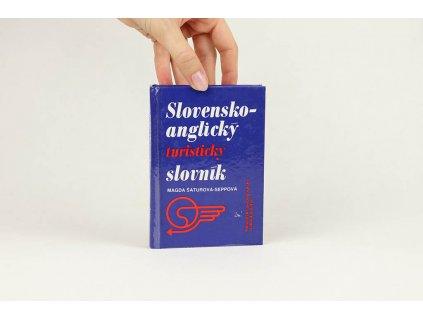 Slovensko-anglický a anglicko-slovenský turistický slovník (1992)