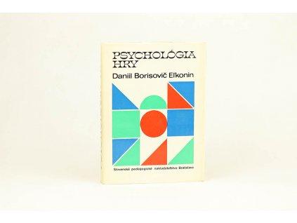 D. B. Eľkonin - Psychológia hry (1983)