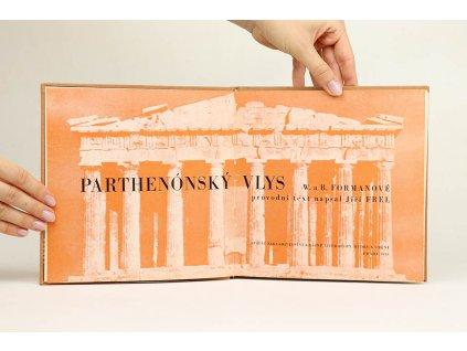 W. a B. Formanové - Parthenónsky vlys (1959)