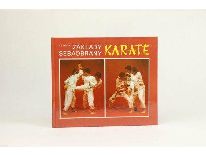 V. L. Levský - Základy sebaobrany Karate (1986)