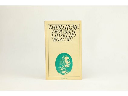 David Hume - Zkoumání lidského rozumu (1972)
