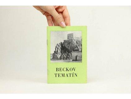 Beckov - Tematín (1971)