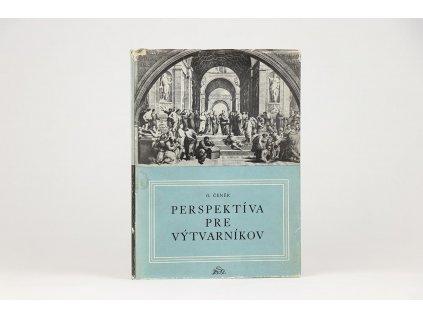 Gabriel Čeněk - Perspektíva pre výtvarníkov (1957)