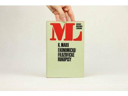 K. Marx - Ekonomicko/filozofické rukopisy (1978)