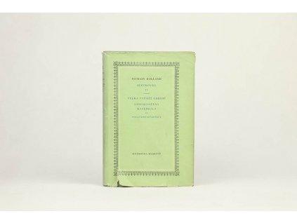 Romain Rolland - Beethoven IV, Velká tvůrčí období, Nedokončená katedrála II., Poslední kvartety