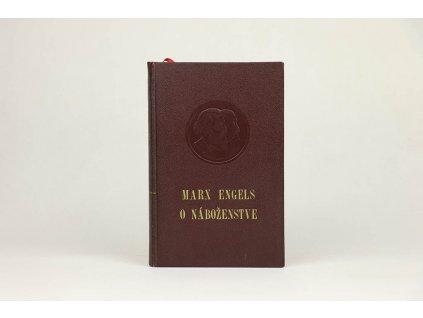 K. Marx, F. Engels - O náboženstve (1959)