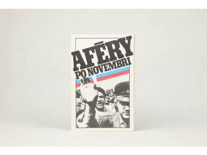 Aféry po novembri (1990)