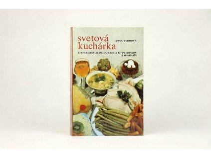 Anna Vydrová - Svetová kuchárka (1987)