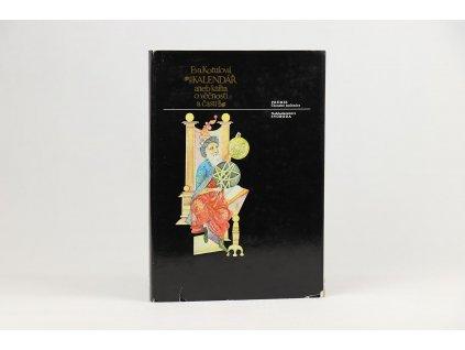 Eva Kotulová - Kalendář aneb kniha o věčnosti a času (1978)