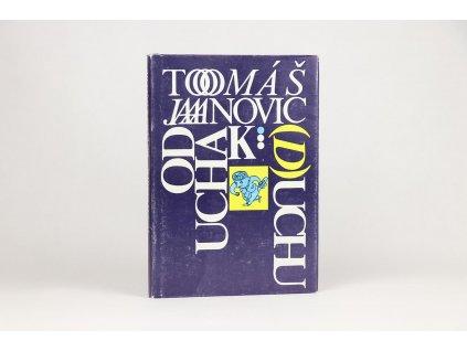 Tomáš Janovic - Od ucha k (d)uchu (1987)