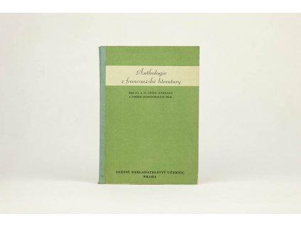 Anthologie z francouzské literatury (1951)