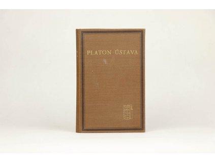 Platon - Ústava (1921)