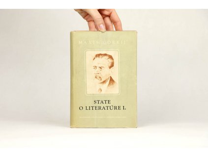 Maxim Gorkij - State o literatúre I. (1958)