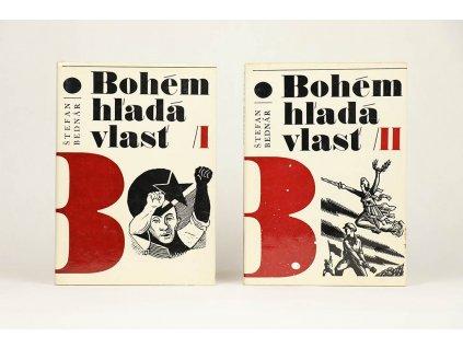 Štefan Bednár - Bohém hľadá vlasť I-II (1984)