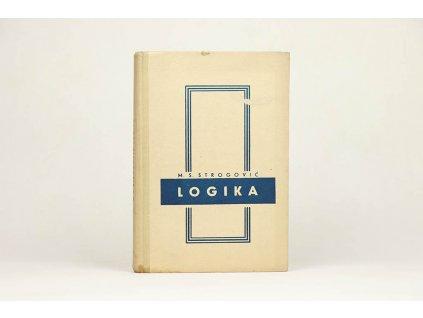 M. S. Strogovič - Logika (1951)