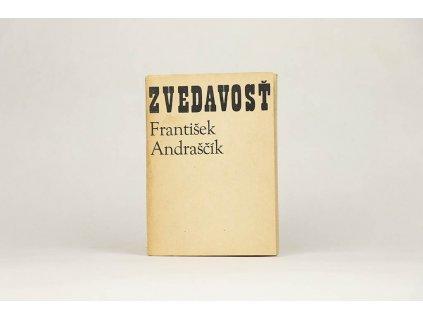 František Andraščík - Zvedavosť (1970)