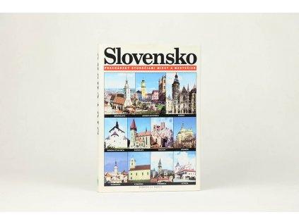 Slovensko: Prechádzka storočiami miest a mestečiek (1994)