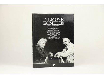 Filmové komedie: Osm scénářů od Zdeňka Svěráka a Ladislava Smoljaka (1991)