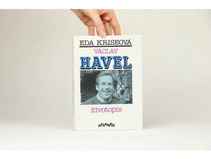 Eda Kriseová - Václav Havel: životopis (1991)