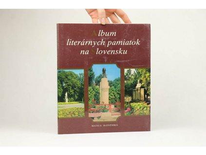 Pavol Uhrin - Album literárnych pamiatok na Slovensku (1982)