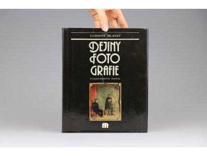 Ľudovít Hlaváč - Dejiny fotografie (1987)