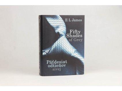 E L James - Päťdesiat odtieňov sivej / Fifty Shades of Grey (2012)