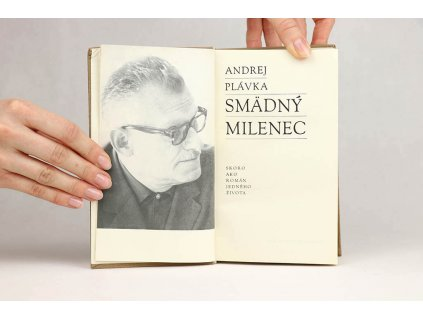 Andrej Plávka - Smädný milenec (1971)
