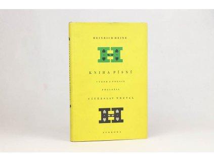 Heinrich Heine - Kniha písní (1950)
