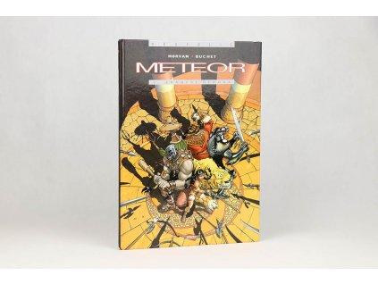 Morvan, Buchet - Meteor 4. Znamení démona (2003)