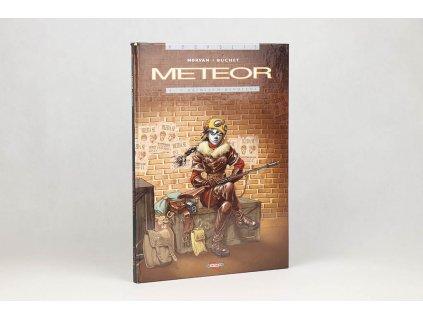 Morvan, Buchet - Meteor 3. V osidlech revoluce (2003)