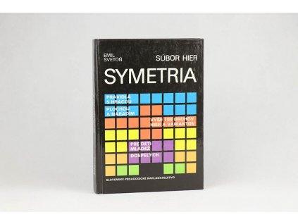 Emil Svetoň - Symetria: súbor hier pre deti, mládež a dospelých (1989)