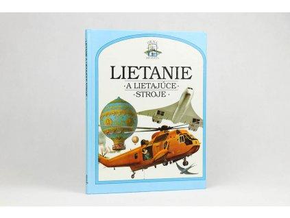 Steve Parker - Lietanie a lietajúce stroje (1994)