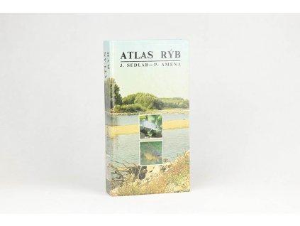 J. Sedlár, P. Amena - Atlas rýb (1989)